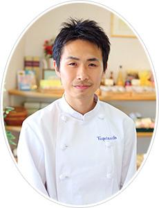シェフ・店長 小川隆一(Ryuichi Ogawa)